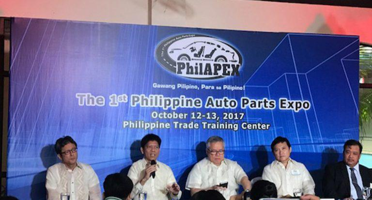 CARS Program and eco-PUV Prototypes Featured at Philapex