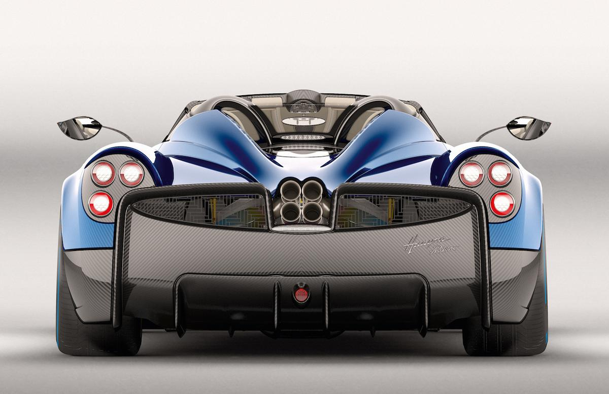Ever heard of Pagani Automobili Hypercars? | Gadgets Magazine ...