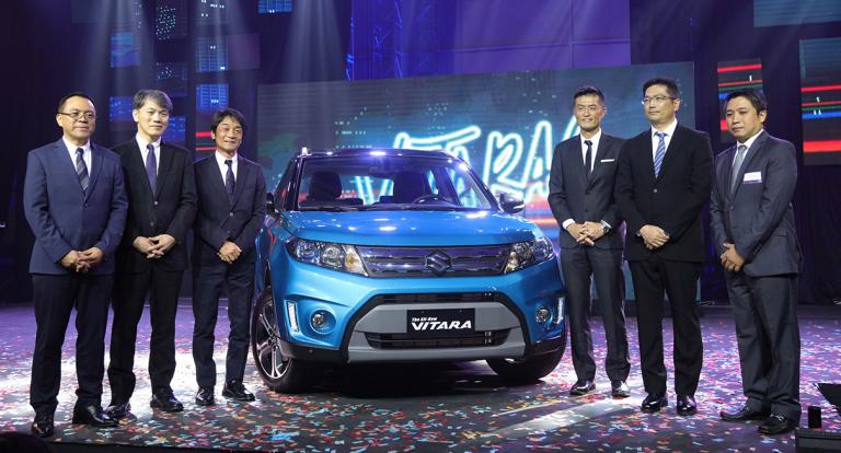PH says hello to the new-generation Suzuki Vitara