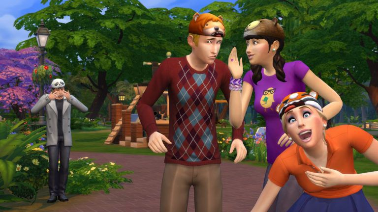 "Take a Sneak Peek to ""The Sims 4"" Console Version"
