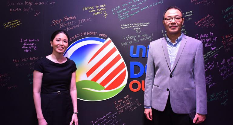 Unioil launches 'Doing Our Part' campaign