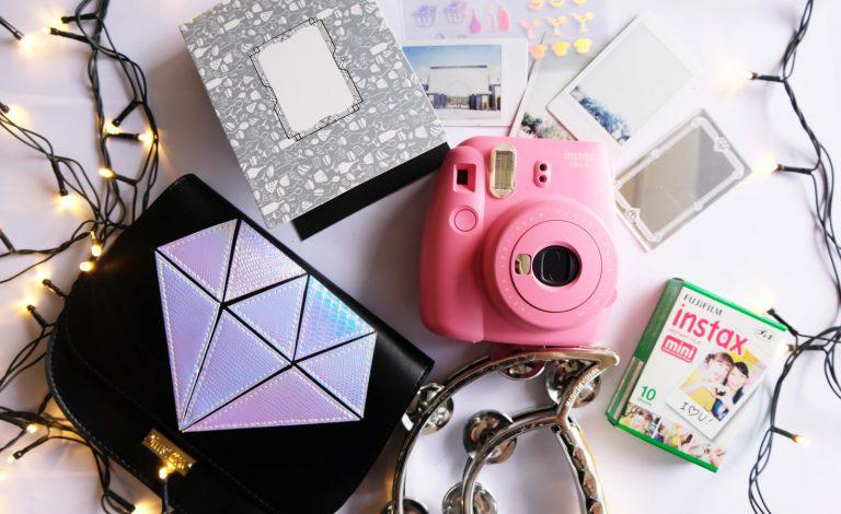 Capture Your Holiday Memories with the Instax Mini 9 Ginza Package