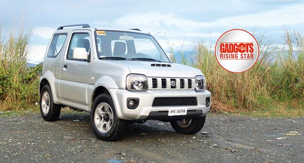 test drive suzuki jimny jlx mt gadgets magazine philippines. Black Bedroom Furniture Sets. Home Design Ideas