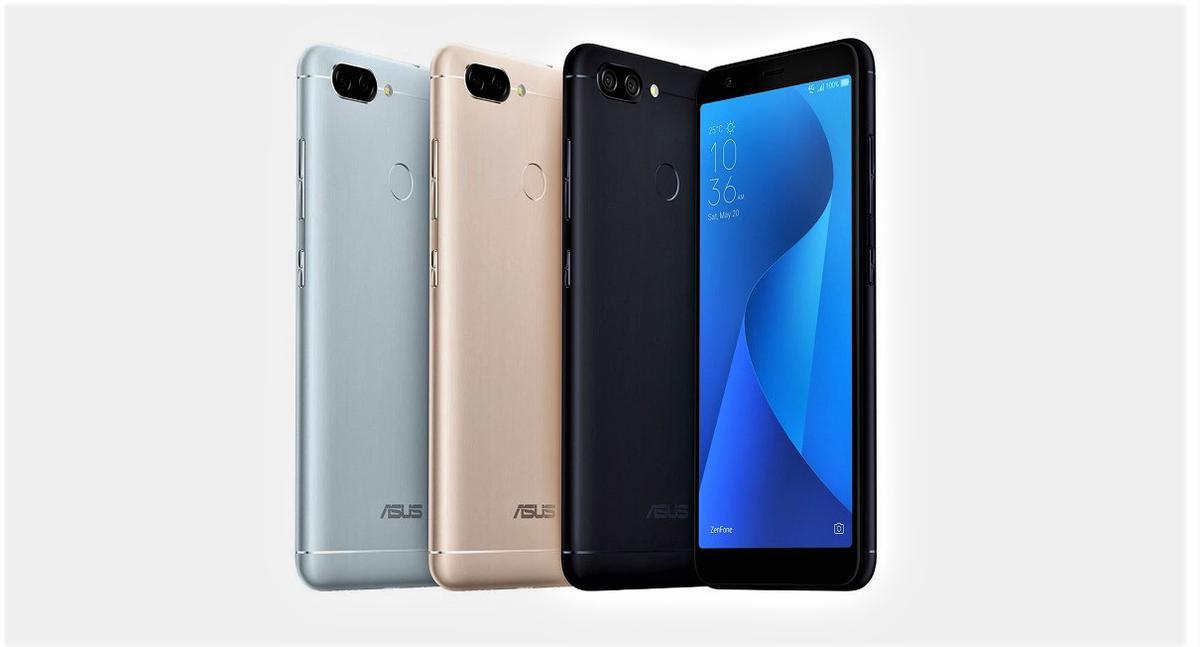 Quick Look Asus ZenFone Max Plus