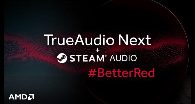 AMD and Valve Team Up for TrueAudio Next in Steam Audio