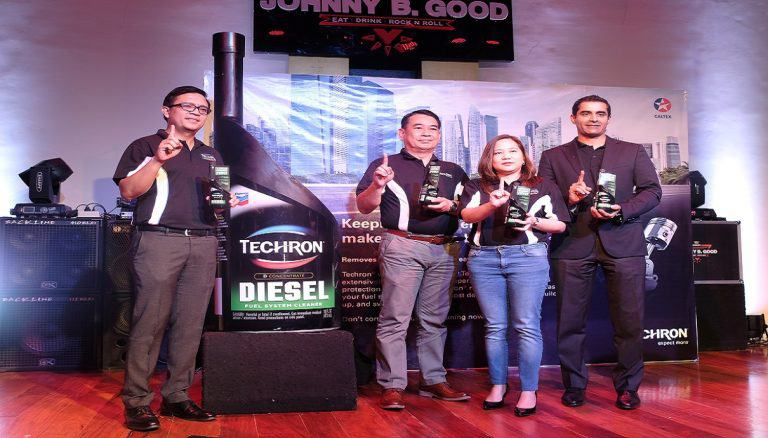 Caltex Launches Techron D Concentrate For A Cleaner and Better Performing Engine
