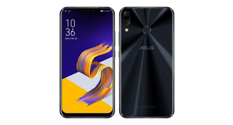 The new ASUS Zenfone 5 series phones are in, bezels are out