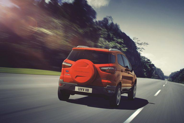 Ford EcoSport: An Ideal SUV for Women