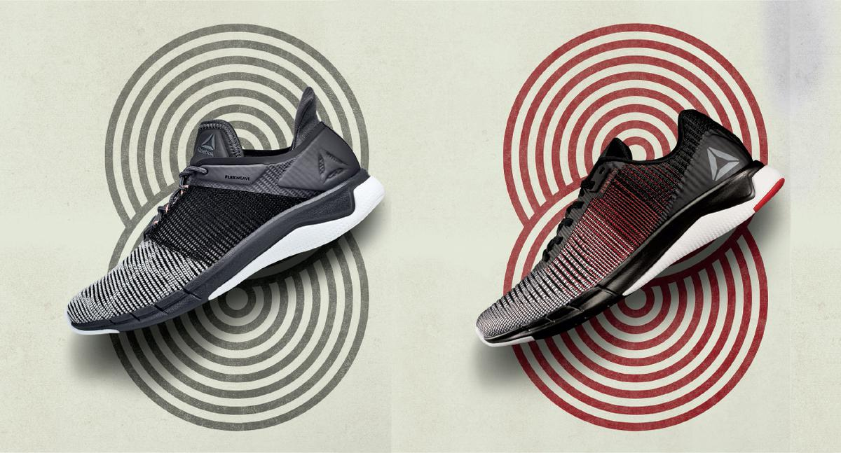 eb08fe28420a Reebok pushes forward innovation in training and design with the release of  its latest running shoe Reebok Fast Flexweave