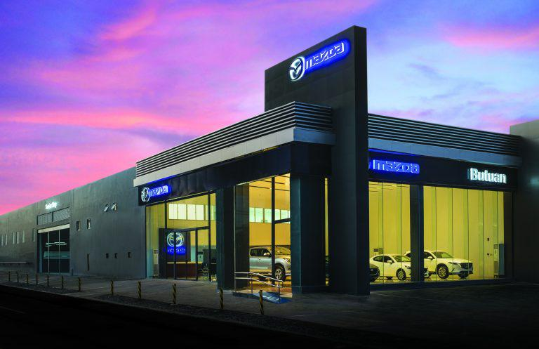 Third Mazda Dealership Opens in Mindanao