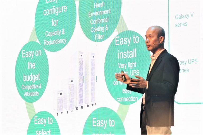 Schneider Electric Introduces Galaxy Easy UPS 3S