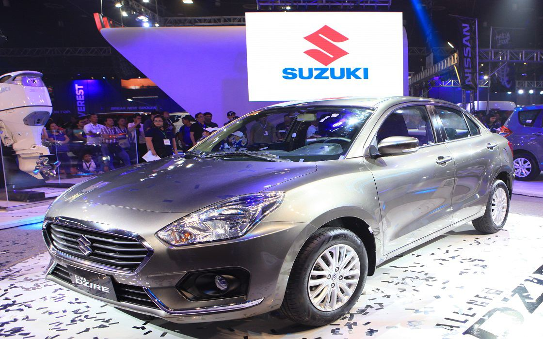 Suzuki Philippines Joins The Manila International Auto Show - International car show