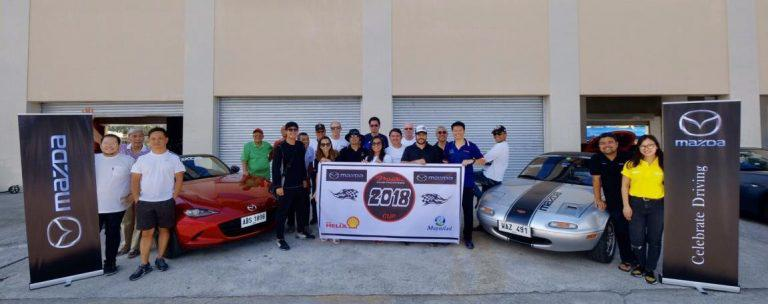 Green Light for the 2018 Miata Cup