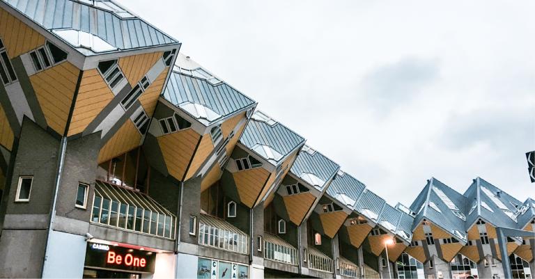 Destination: Rotterdam