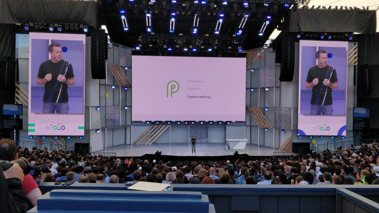 The Android P Beta is Here (sort of)