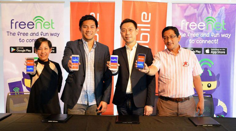 Starmobile and Voyager Team Up For Free Internet