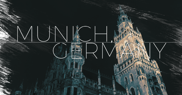 Destination: Munich, Germany