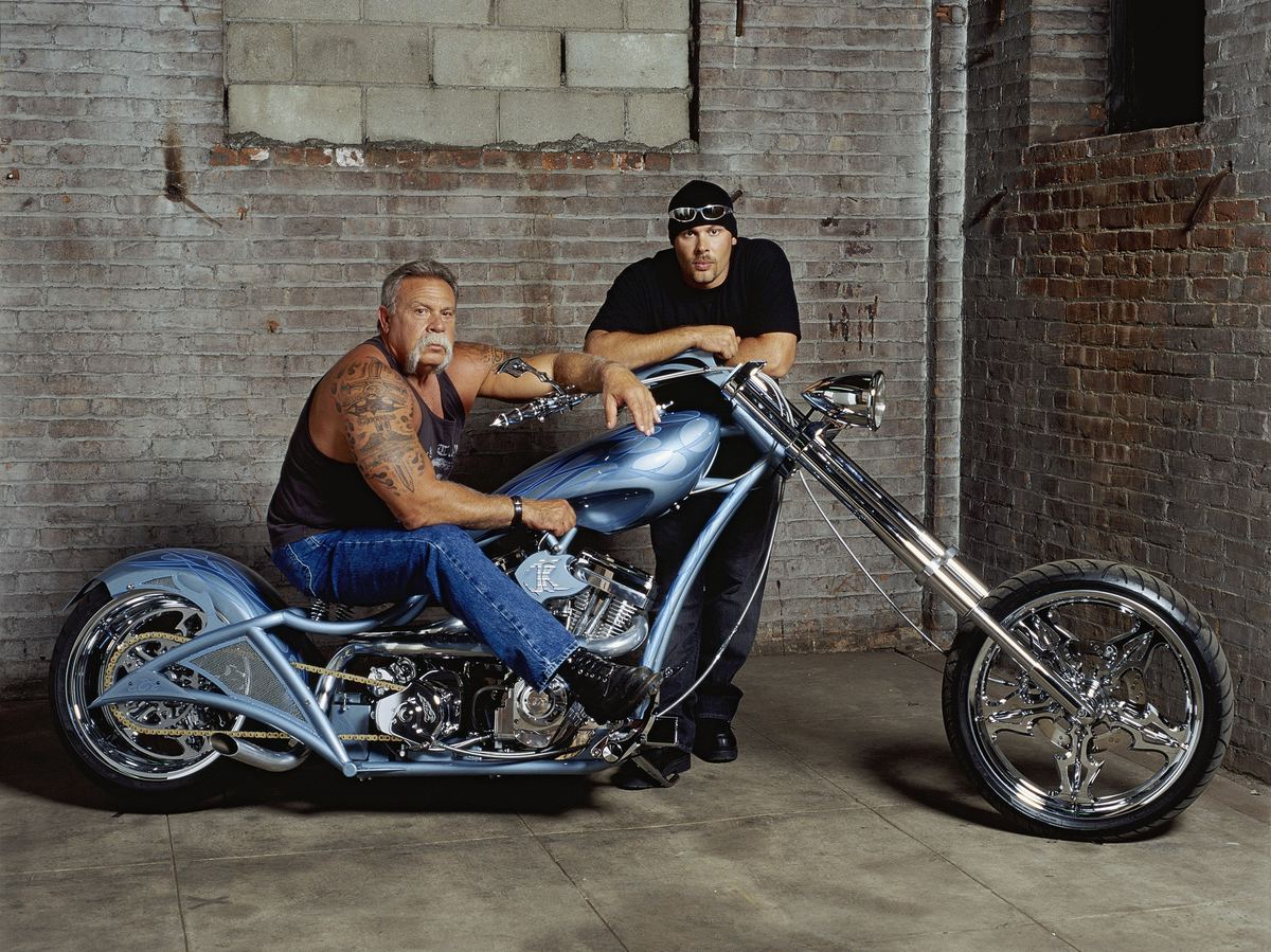 American Chopper Brings Motorcycle Mania Back To Discovery ...