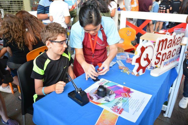 Eastern Communications powers the Mind Museum's 2018 Manila Mini Maker Faire