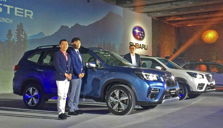 Subaru Launches the All-New Forester