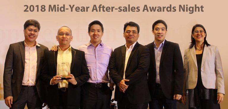 Kia Gives Mid-Year Awards to Outstanding Dealers