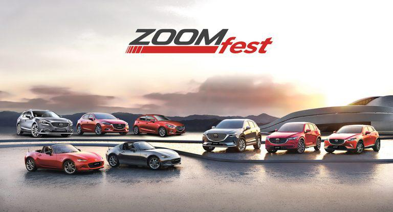 Mazda Philippines Extends Zoom Fest Promotions Nationwide