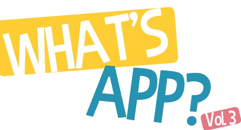 What's App? Vol. 3