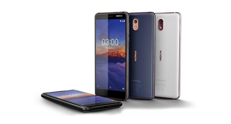 Quick Look: Nokia 3.1