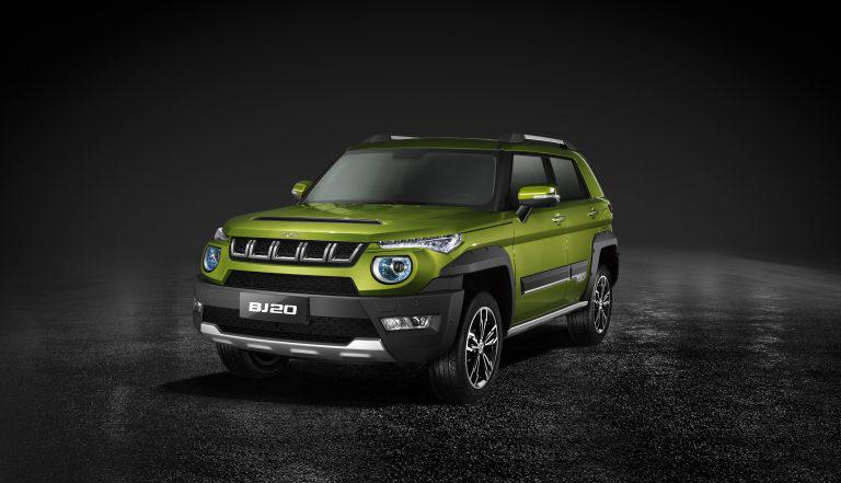 BAIC Philippines Launches the BJ20 and the M50S