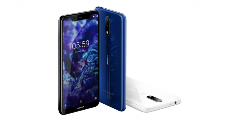 Nokia 5.1 Plus now Available in the Philippines
