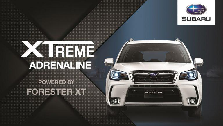 It's Your Last Chance to Drive the Subaru Forester XT Home