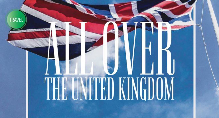 Travel: All Over the United Kingdom