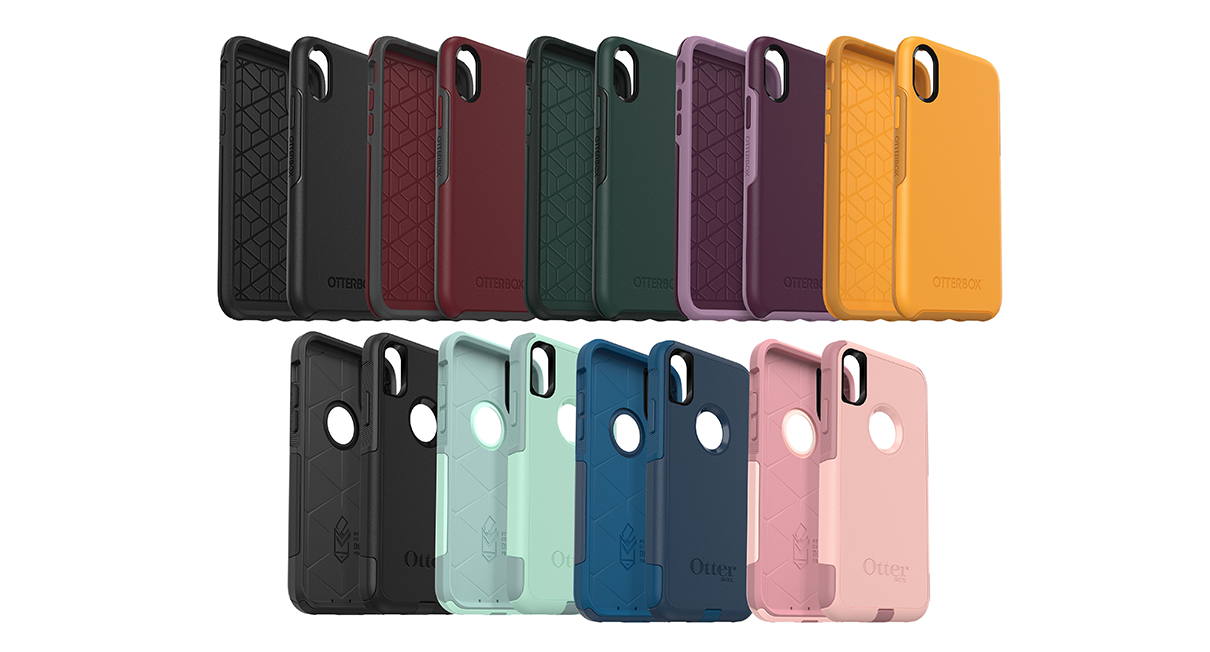 Otterbox Launches Cases For The Iphone Xs Xs Max Iphone Xr