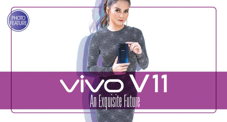 Vivo V11: An Exquisite Future
