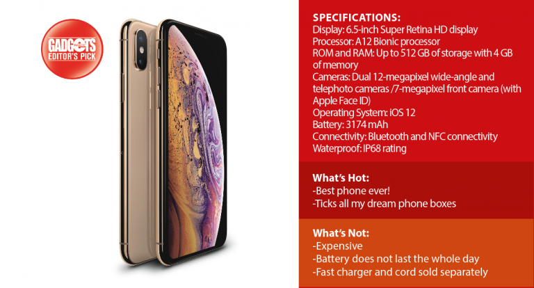 Reviewed: iPhone XS Max