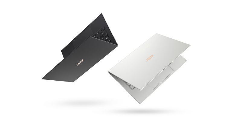 Acer Debuts All-New Swift 7 with Compact Design and Incredible Screen-to-body Ratio
