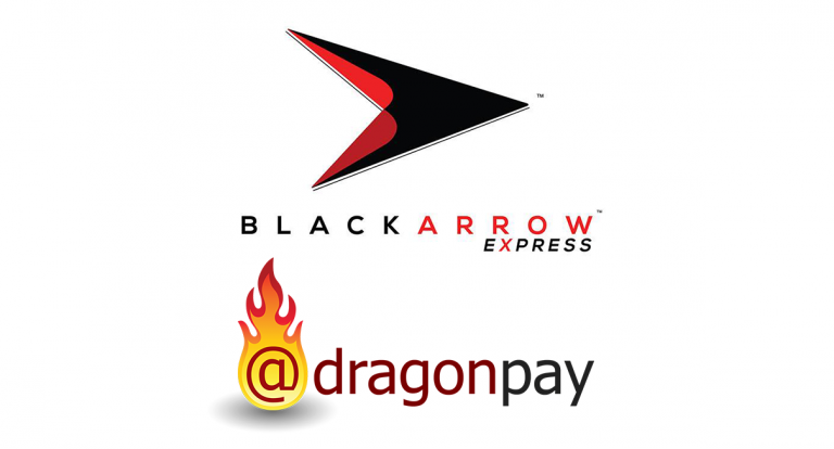 Black Arrow Express Partners with Dragonpay