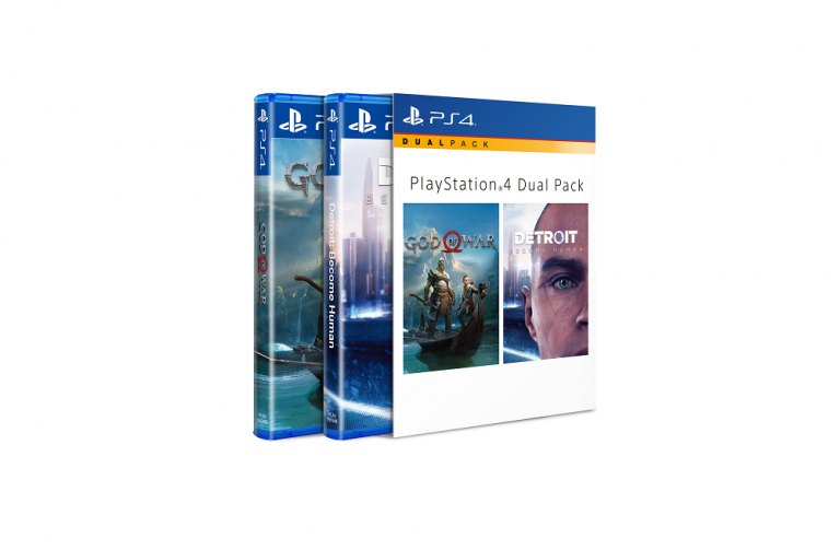 Sony Interactive Entertainment Releases New PlayStation 4 Dual Pack