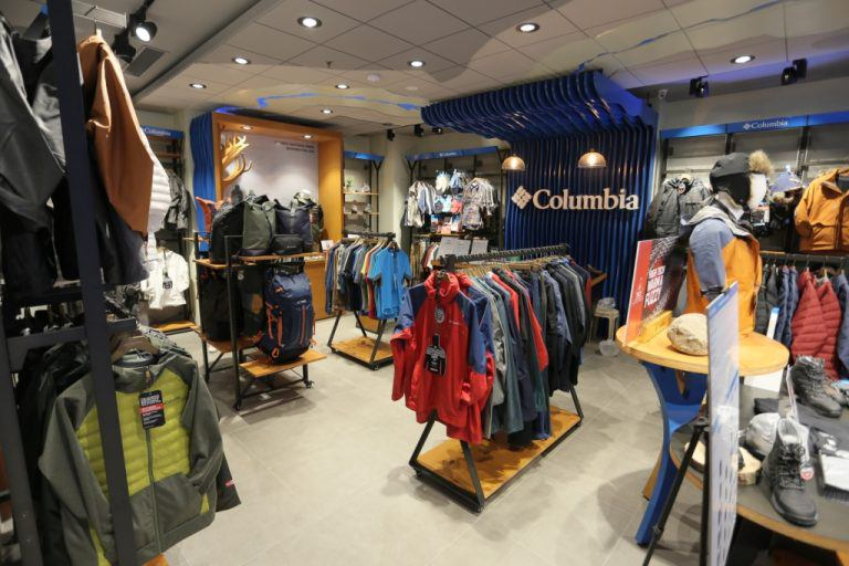 Columbia Sportswear Relaunches its Flagship Store for its 80th Anniversary