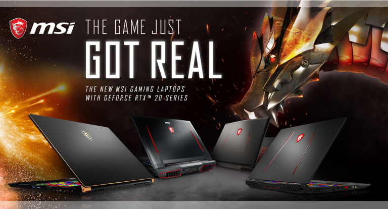 CES 2019: MSI Launches the GS75 Stealth and NVIDIA GeForce RTX-equipped Laptops