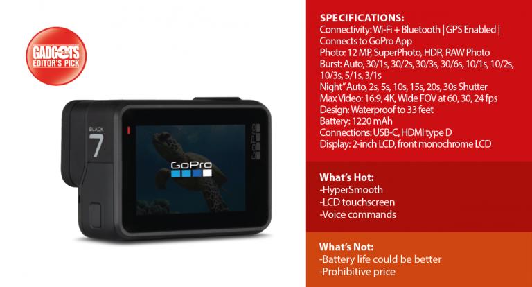 Reviewed: GoPro Hero7 Black
