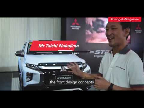 Mitsubishi launches the all-new 2019 Strada