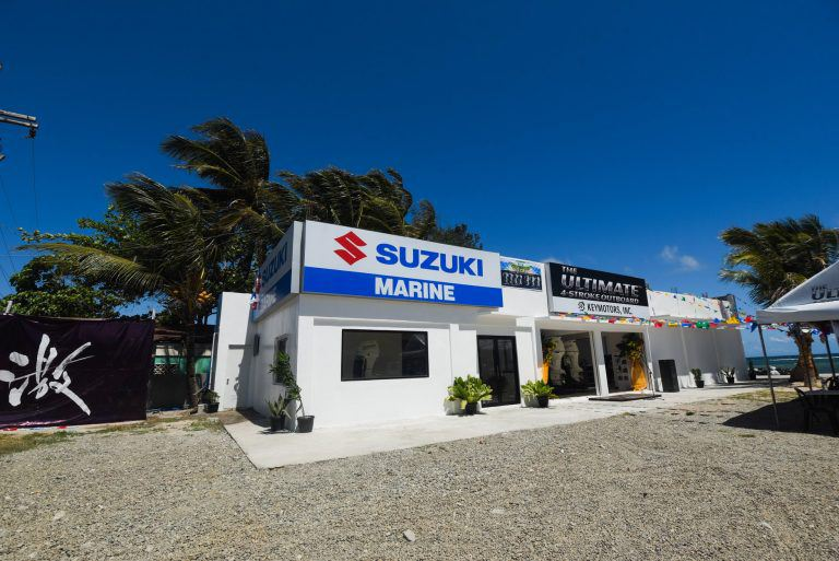 Suzuki Philippines and Keymotors Inaugurate Suzuki Marine 3S Shop in Aklan