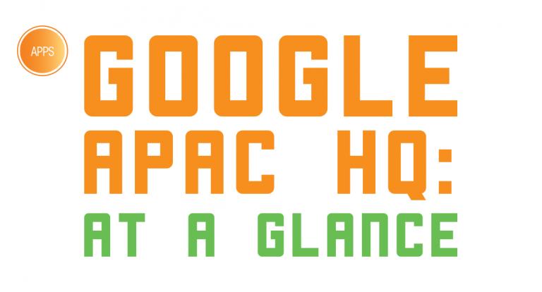 Google APAC HQ: At A Glance
