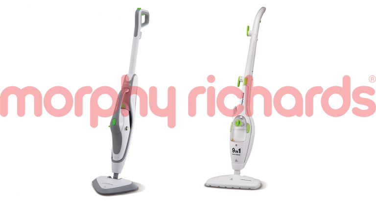 Multi-Function Steamers from Morphy Richards Give you a Thorough Clean