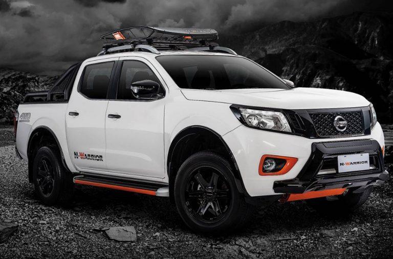 Nissan Navara N-Warrior: At a Glance