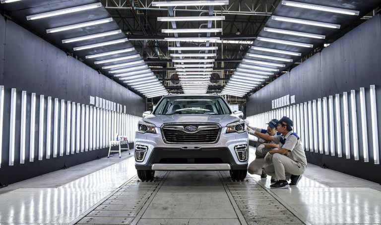 Tan Chong opens Subaru assembly plant in Thailand