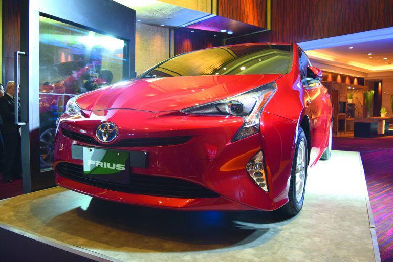 Toyota ushers in PH vehicle electrification with hybrid technology
