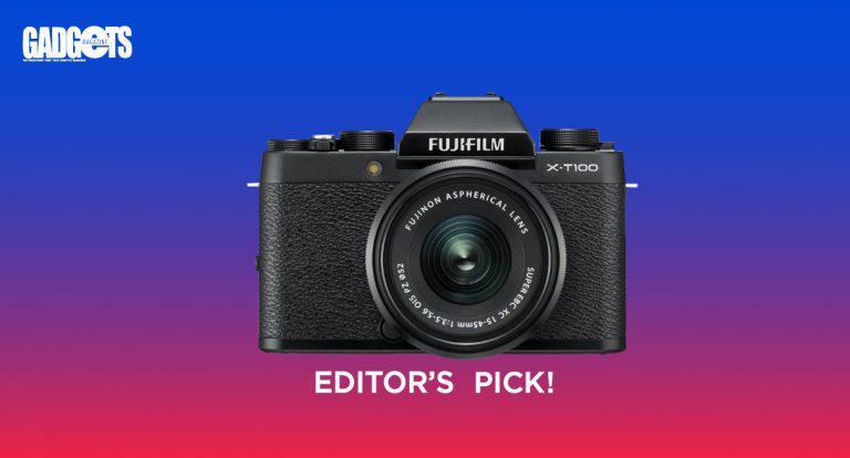 Reviewed: Fujifilm X-T100