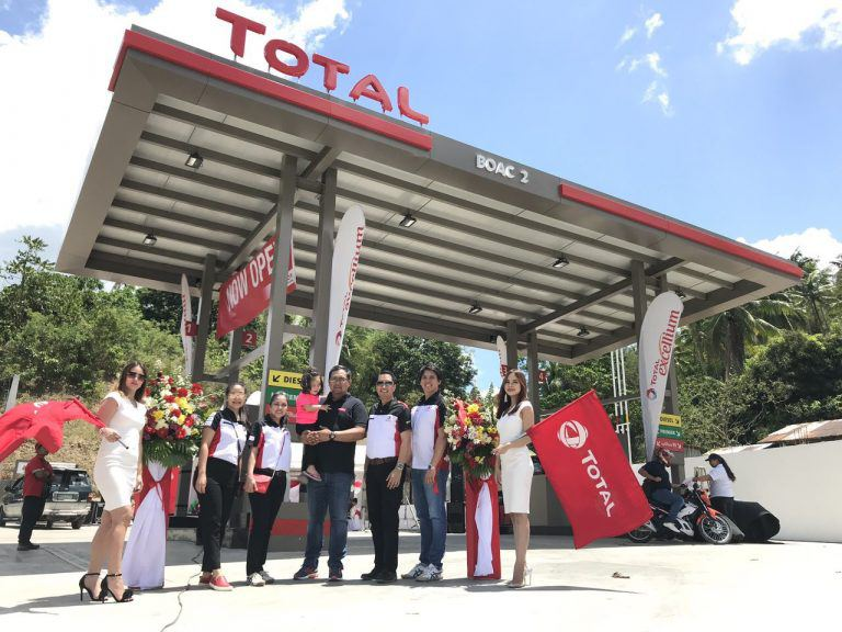 Total expands retail network in Luzon, Visayas